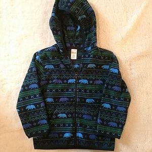 Gymboree fleece jacket